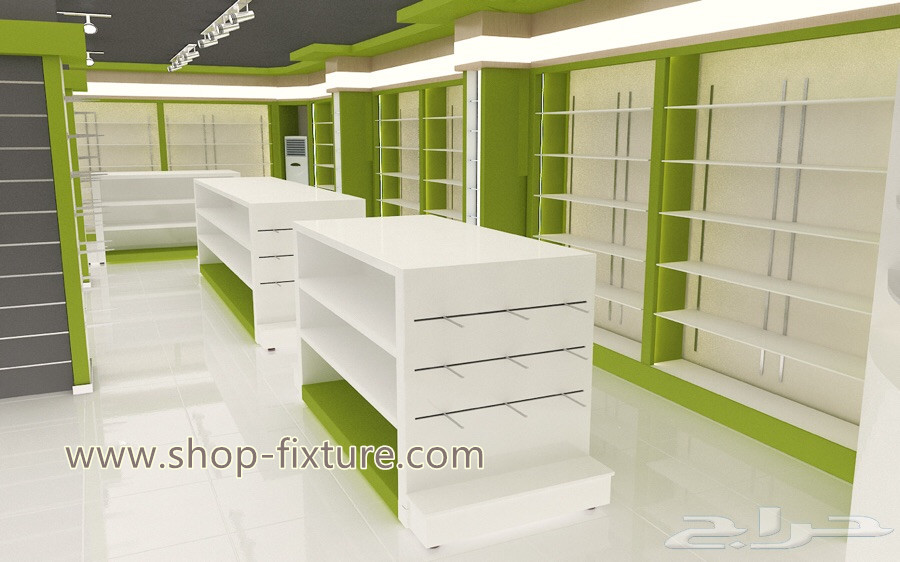 Wooden retail pharmacy shop interior design, pharmacy shop counter ...