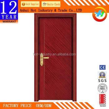 high quality wood internal doors 2016 new modern upvc front doors