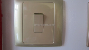 BS approved Africa Middle East British general electrical swith socket