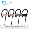 Outdoor Running Earbud Neckband Noise-Cancelling Mobile Phone Accessories Sport Stereo Wireless Earphones Bluetooth Headphone