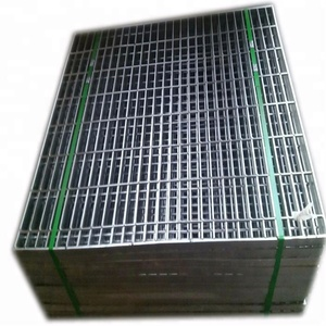 Galvanized 30mm construction platform walkway steel grating