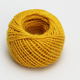 Fashion Sale Natural Raw Jute Yarn 2mm Jute Rope for necklace,braided bracelet,apparel accessories