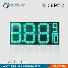 Outdoor large size gas price sign LED screen display