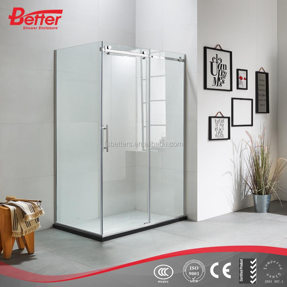 Collection Plexiglass Bathroom Shower Sliding Doors Photos, - Homes
