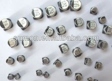 provide all series of high-quality SMD V-chip aluminum electrolytic capacitors with Rohs