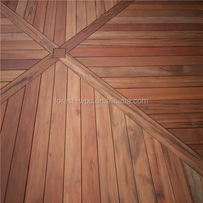 China top composite wood products outdoor waterproof pvc laminate flooring