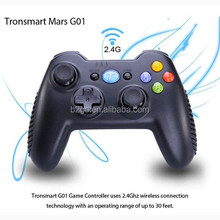 Trade assurance Tronsmart Mars G01 2.4GHz Wireless Gamepad for PlayStation 3 PS3 Game Controller Joystick
