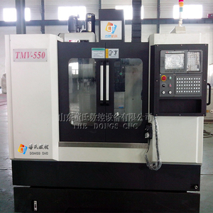 550 CNC Vertical Machining Center Electrical Machinery Equipment
