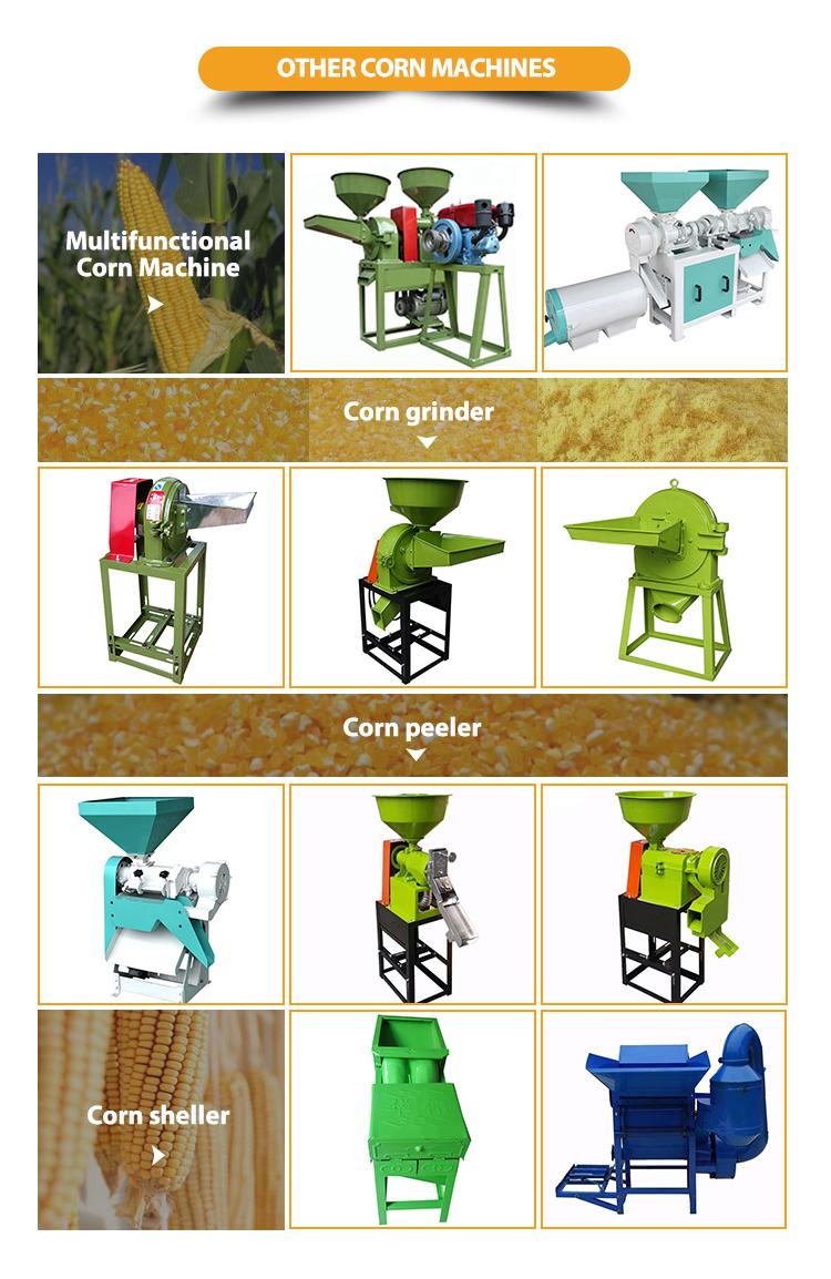 चीन निर्माता मिनी छोटे मिर्च अदरक पीस मशीन मसाले