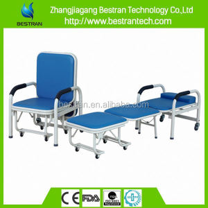 BT-CN001 Luxury hospital accompanying foldable computer chair