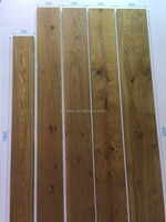 1.9m fixed length unfinished oak hardwood flooring