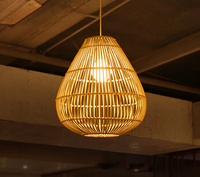 Chinese bamboo lamp shade&cover bamboo lamp