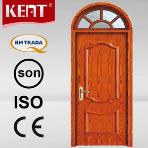 Top Doors Manufacturer Zhejiang KENT Making Decorative Glass Door
