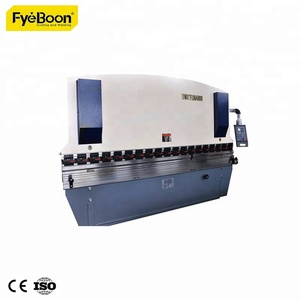 Widely used hydraulic press brake with long lifespan