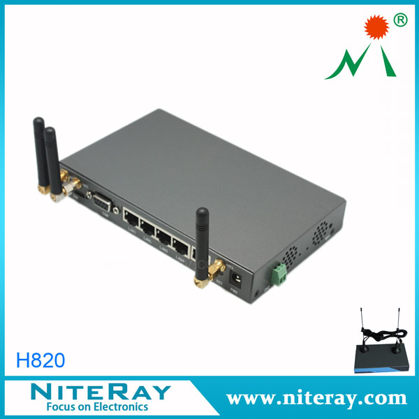 2km wifi range 4g wifi fiber optic wireless router