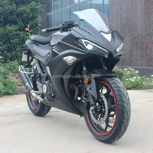 2018 XINLING new arrival 150cc to 400cc racing motorcycle with cheap price for sale