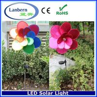 garden led light solar, flowers vase solar lights, flat led rope JD-601A