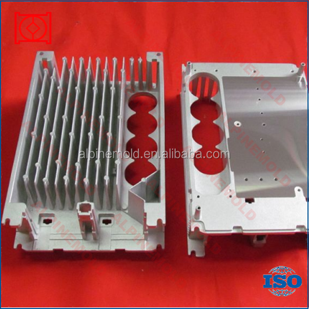 Custom die casting tooling for aluminum heat sink Chinese manufacturer