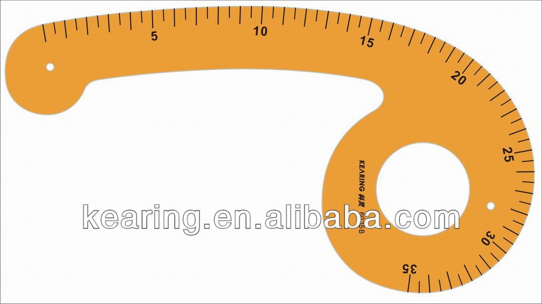 long dress online ruler