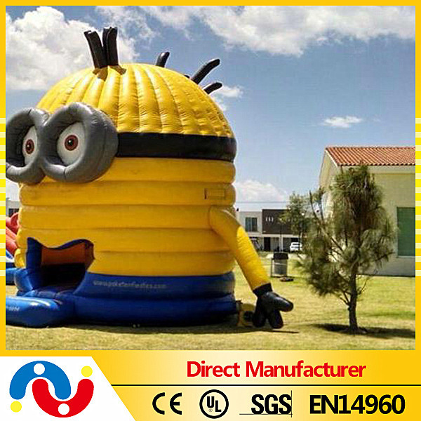minion inflatable bounce house minion inflatable bounce house suppliers and at alibabacom - Inflatable Bounce House