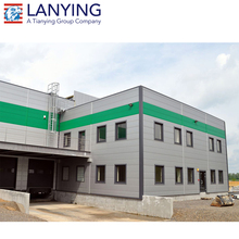 high quality competitive price prefab building