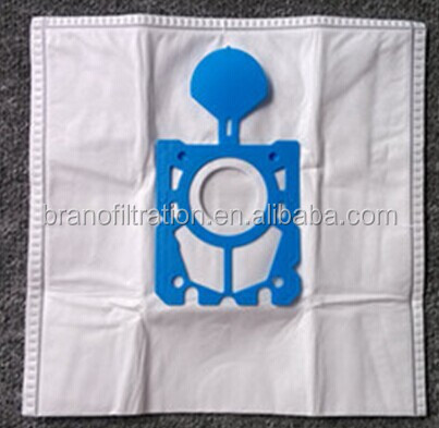 vacuum cleaner filter bag suitable for Philips S-BAG and Electrolux 5000