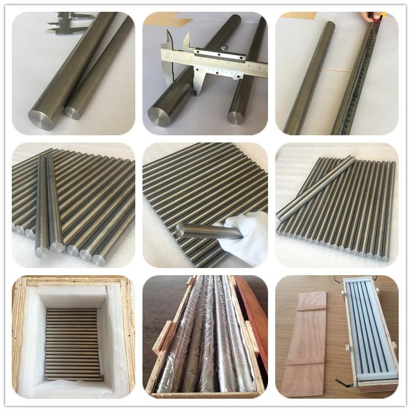 Nitinol Nickel Titanium Shape Memory Alloy Bar Rod - Buy ...