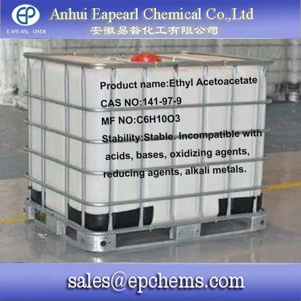 Ethyl acetoacetate methyl vinyl ester resin sulfonate