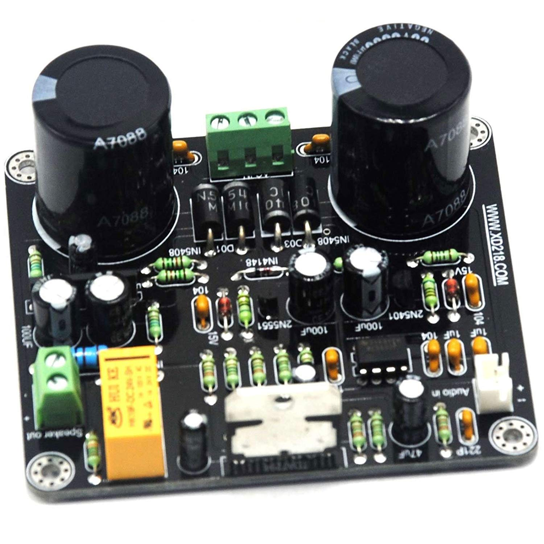 Assembled TDA7293 Mono Audio Power Amplifier Board KA5532 UPC1237 100W AMP