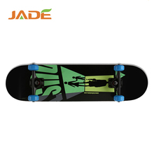 High quality skate board Lowest price black blank longboard for sale