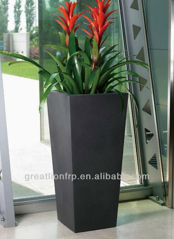 Large Square Planting Trees Plastic Pots Buy Plastic