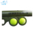 Factory price dog tennis ball launcher with two ball,dog ball launcher