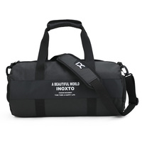 Sport Gym Bag for Men/Women Water Resistant Carry on Luggage Functional Shoulder bag Durable