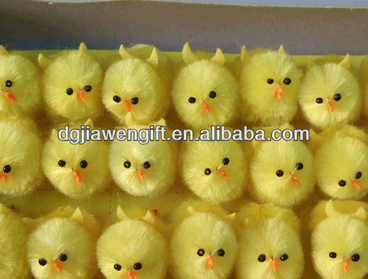 Cute Small Plush Easter Chicken