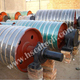 concrete belt steel conveyor roller,coal mining conveyor system, handling equipment