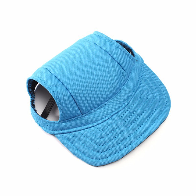 Wholesale custom pattern fashion sun proof pet dog hat for outdoor