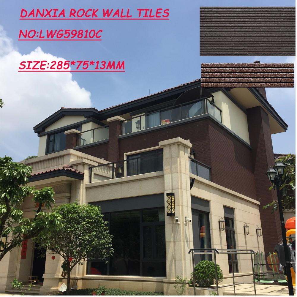 2018 Hot Style Exterior 3d Wall Tile For Villa Facade Decoration ...