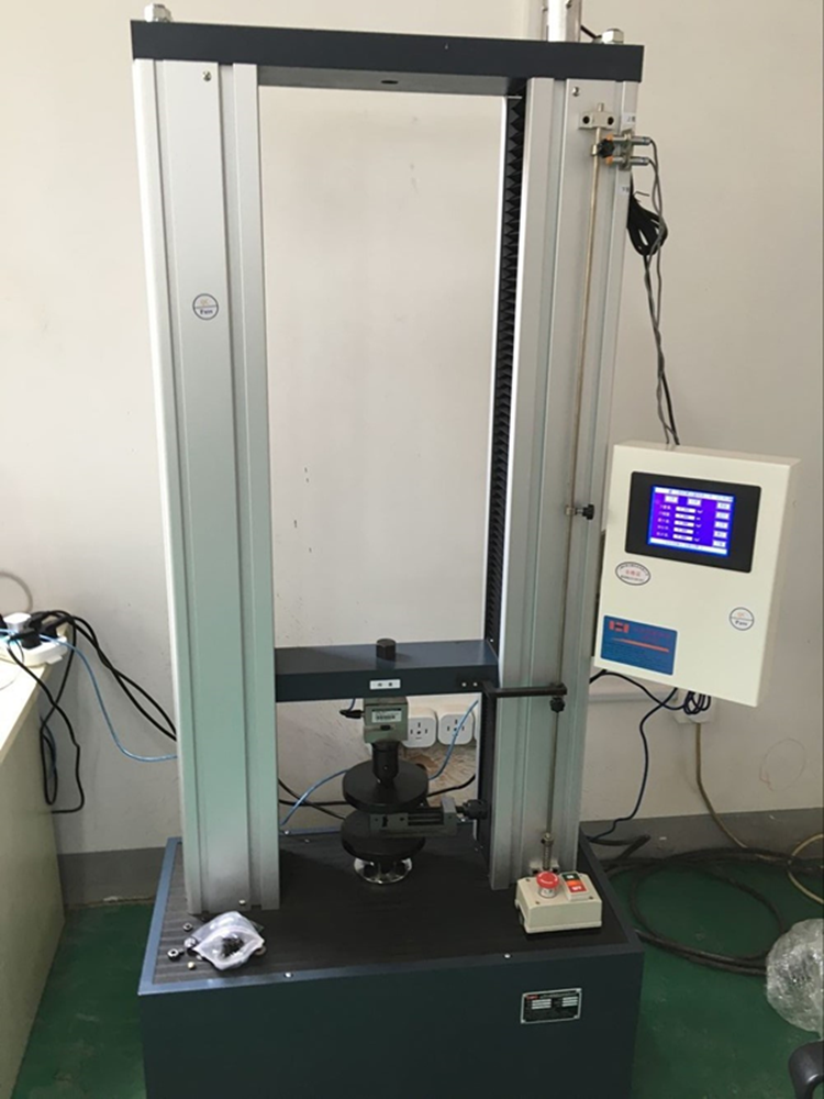 2T Engineering machinery parts and tensile testing machine