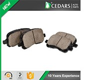 Brake pads for Toyota Innova