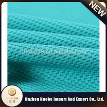 polyester and spandex honeycomb jacquard knitting fabric