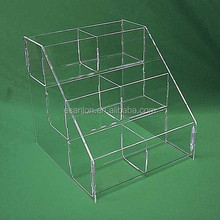 Acryl snoep organisator, snoep display rack