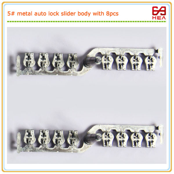 Customized zinc alloy die casting zipper mold