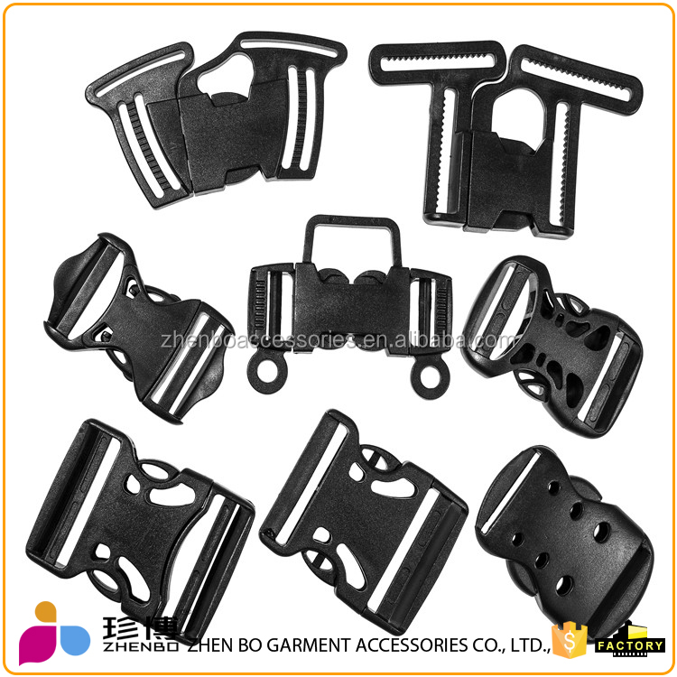 zhenbo Spot Wholesale luggage accessories green adjust the <strong>buckle</strong>