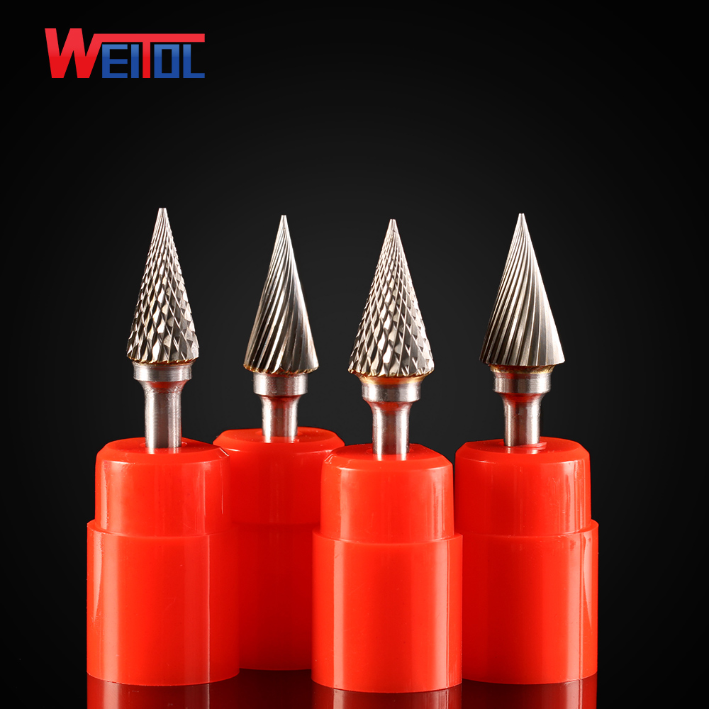 M Type Carbide Burrs For Dremel Rotary Tools Carbide Rotary Bur Tungsten  Steel Burrs - Buy Tungsten Steel Burrs,Carbide Burr Cutter,Dremel Rotary  Tool