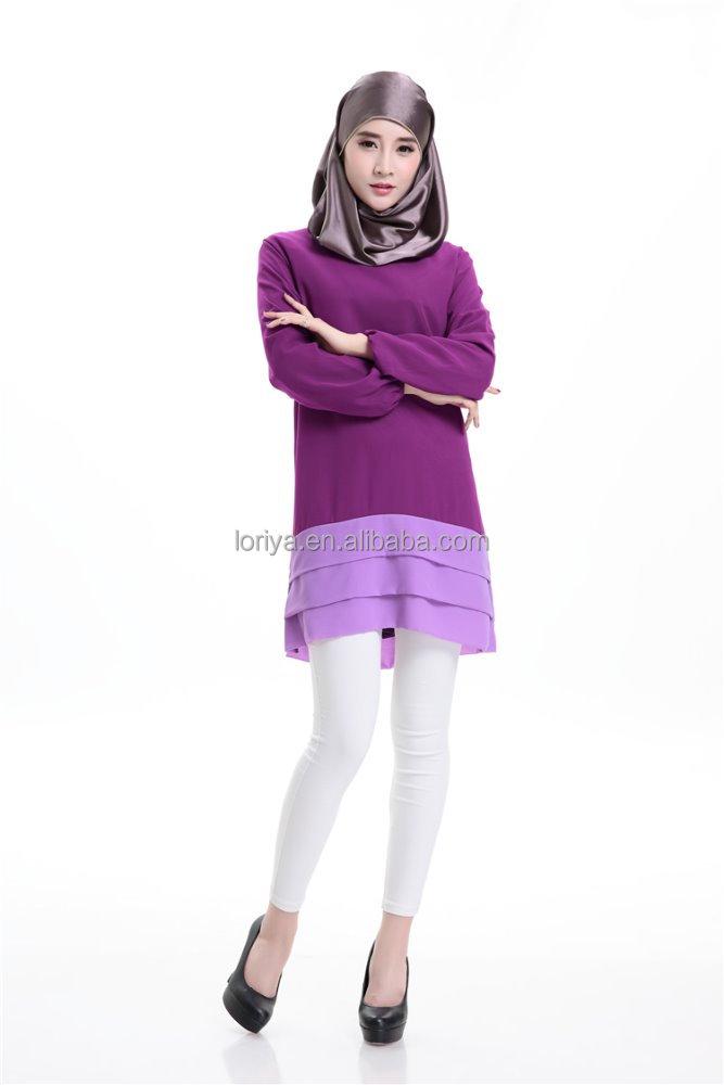 Venta al por mayor vestidos modernos cortos morados-Compre online ...
