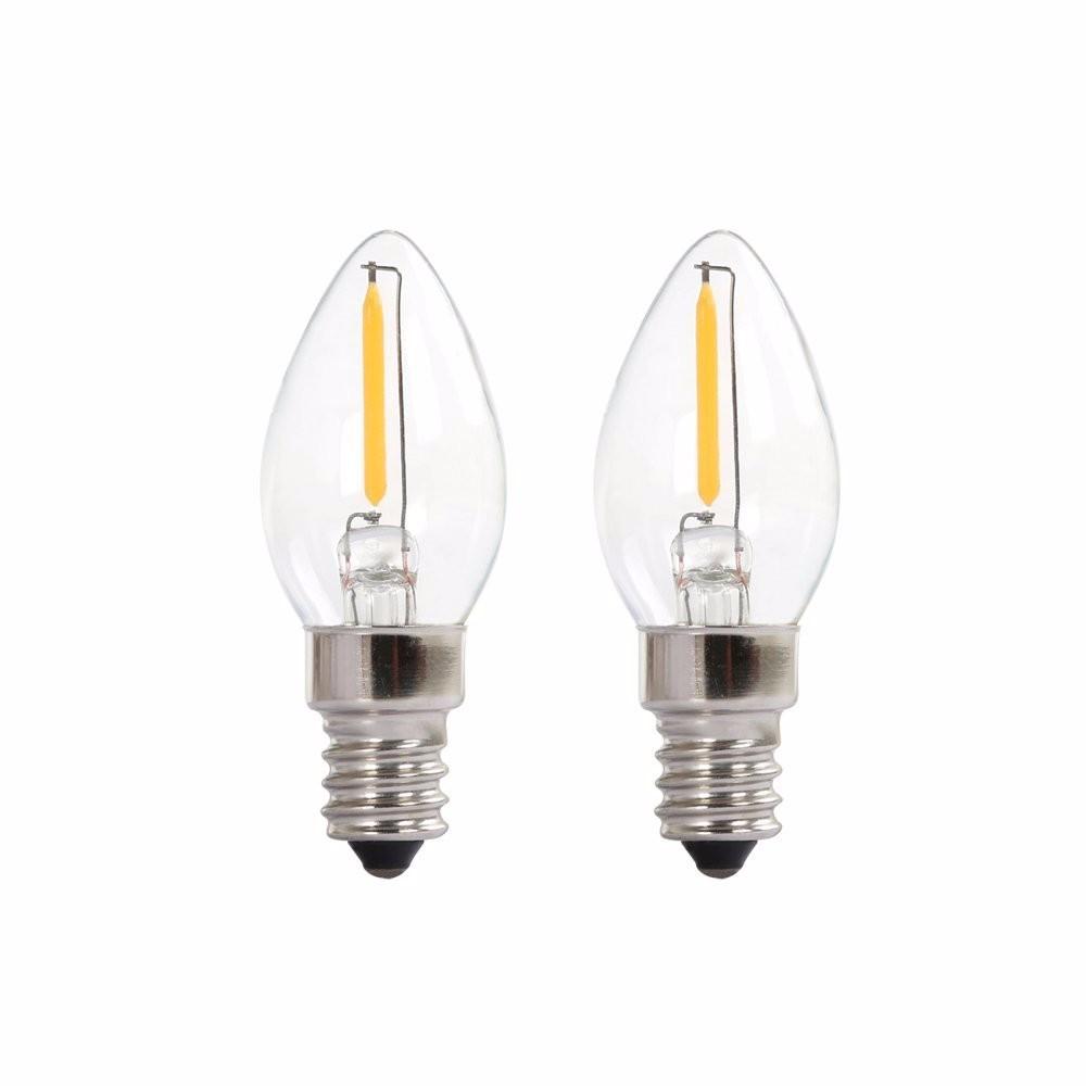 Edison Vintage 110v E26 E27 A19 A60 40w 60w Equivalent: 6w A19 Led Filament Light Bulb Edison Style