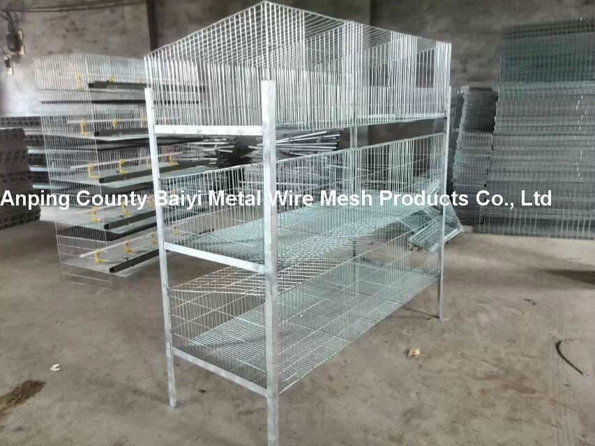 Layer Quail Battery Cage For sale