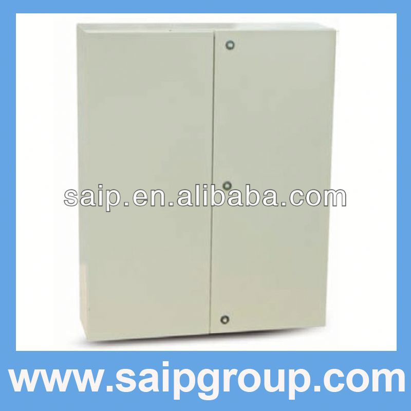 knock down cabinet cable distribution box with mounting plate IP55