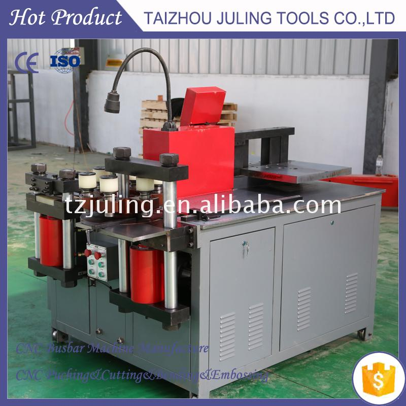 cnc copper busbar automatic bending machine