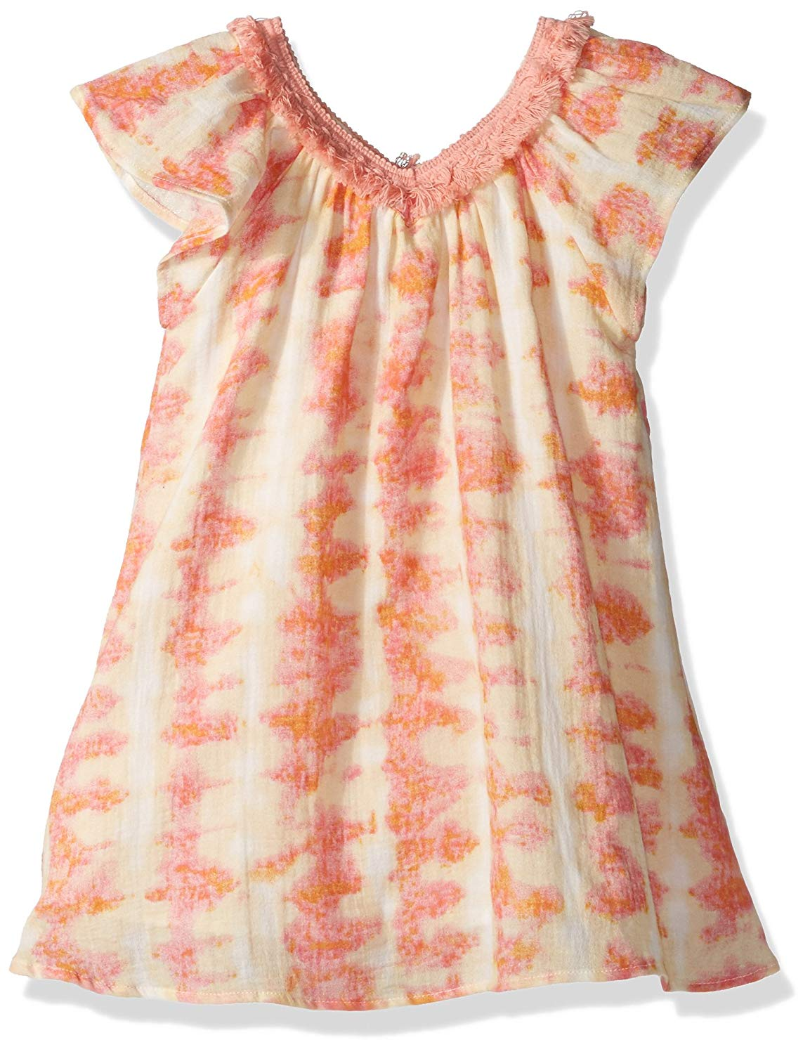 Jessica Simpson Toddler Girls' Tie-Dye Dress
